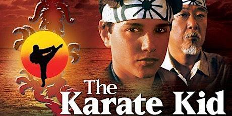 THE KARATE KID (1984): Drive-In Cinema (SATURDAY, 5:15 PM) tickets