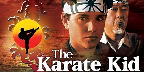 THE KARATE KID (1984): Drive-In Cinema (SUNDAY, 5:15 PM) tickets
