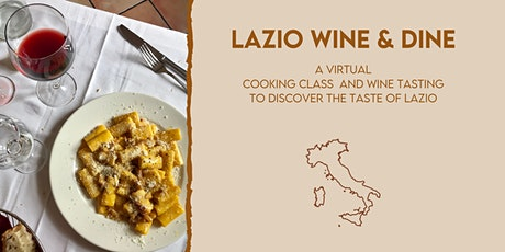 Lazio Wine & Dine: 2-hour immersive cooking class & wine tasting tickets