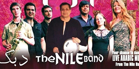 Macfest 2021:Musical Bonanza with The Nile Band at the Lowry tickets