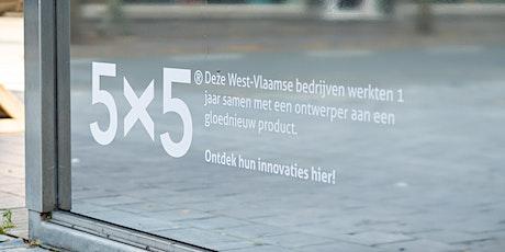 Infosessie 5X5® innovatietraject tickets