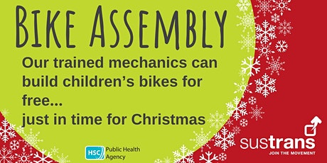 Christmas Bike Assembly - Falls Park tickets
