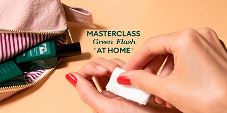 Masterclass Green Flash at home billets