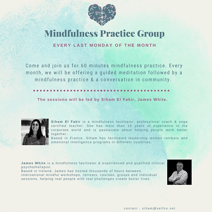 Mindfulness Practice Group image