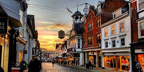Historical Walking Tour of Guildford for International Students tickets