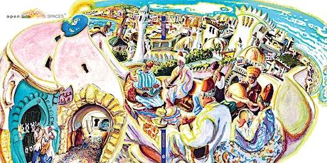Presentación de los libros 'Tánger' y 'Granada Alhambra' entradas