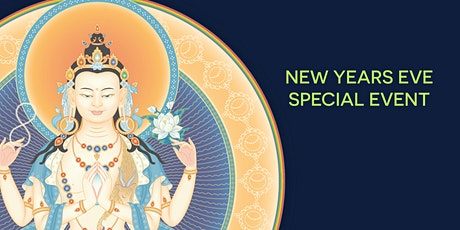 New Year's Eve special event (in-person) tickets