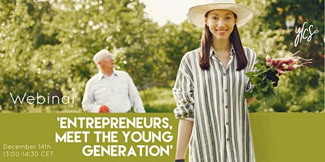 YFCS Monthly Webinar - 2nd Edition: Entrepreneurs/ young generation tickets