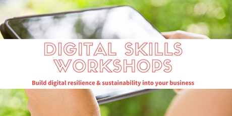 Resilience Circuit: Digital Skills Workshops (Evening) tickets