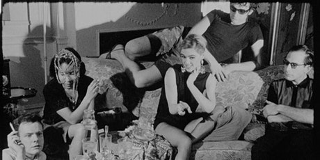 'Andy and Edie planning an Afternoon (1965)' - Gary Needham tickets