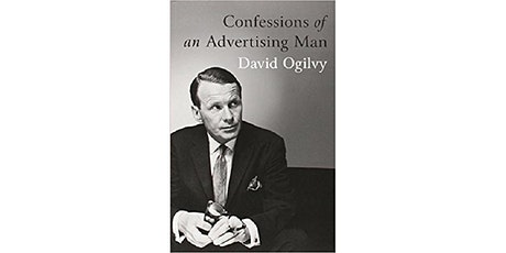Book Review & Discussion : Confessions of an Advertising Man tickets