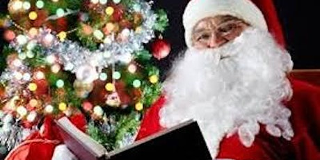 Storytime & Brunch with Santa tickets