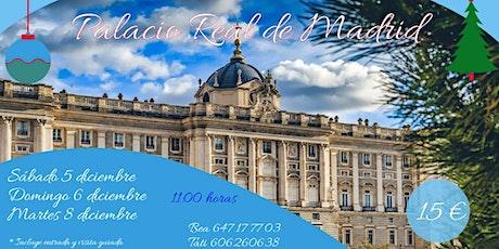 VISITAS GUIADAS PALACIO REAL DE MADRID CON GUIAS OFICIALES entradas