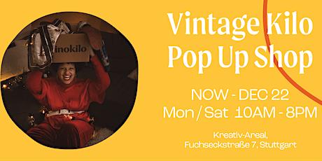 Christmas Vintage Store • Stuttgart • Vinokilo Tickets