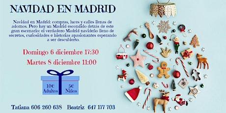 Visita Guiada Navidad en Madrid entradas