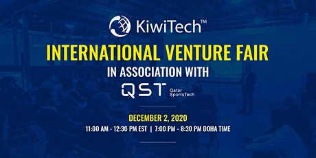KiwiTech International Venture Fair tickets