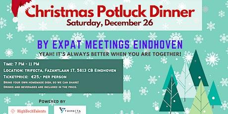 Christmas Potluck Dinner tickets