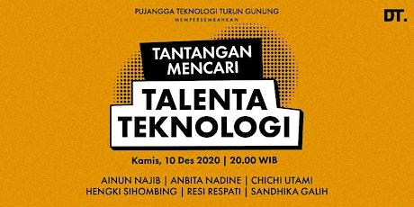 DT Pujangga Teknologi Edisi Turun Gunung Ep. 3 tickets