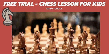 Chess Class for Kids - free trial tickets