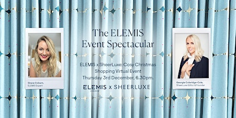 ELEMIS x SheerLuxe: Virtual Skincare Event tickets