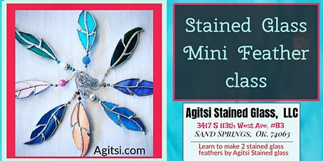 Mini Feathers with Agitsi tickets