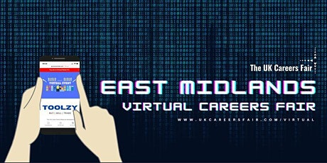 East Midlands Virtual Careers Fair tickets