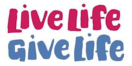 Live Life Give Life Virtual Christmas Quiz biglietti