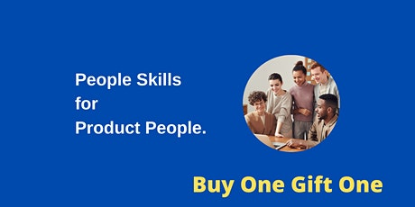 People Skills for Product People Live Course tickets