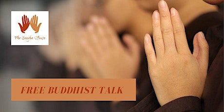 Free Buddhist Talk tickets