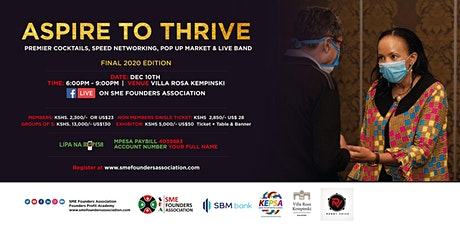 Aspire To Thrive tickets