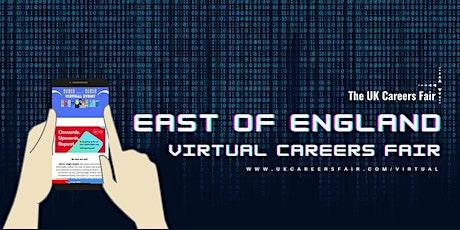 East of England Careers Fair tickets