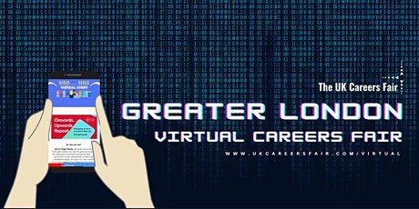 Greater London Virtual Careers Fair tickets