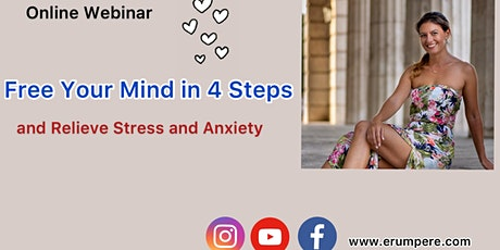 Free Your Mind in 4 Steps tickets
