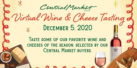 Austin N. Lamar, Virtual Wine & Cheese Tasting tickets