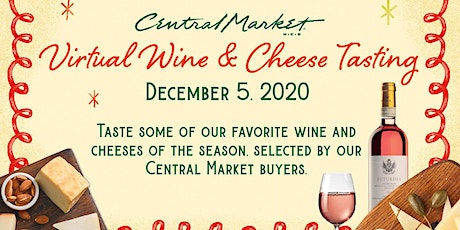 Virtual Wine & Cheese Tasting tickets