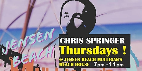 FREE ~ JAMMING JENSEN ft CHRIS SPRINGER tickets