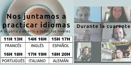 Café con Idiomas - Versión Online entradas