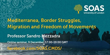 Mediterranea.  Border struggles, migration and freedom of movement tickets