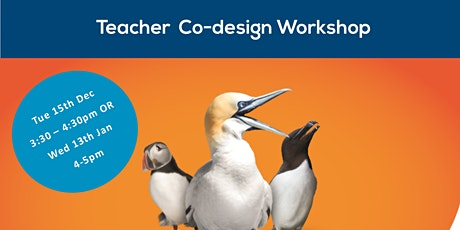 RSPB Biosecurity Teaching Pack Co-Design Workshop tickets