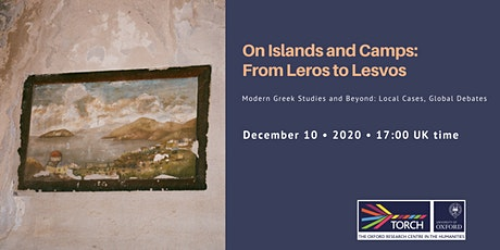 On Islands and Camps: From Leros to Lesvos tickets