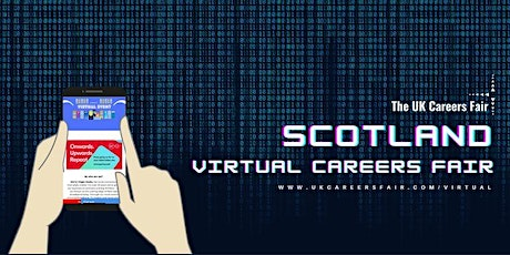 Scotland Virtual Careers Fair tickets