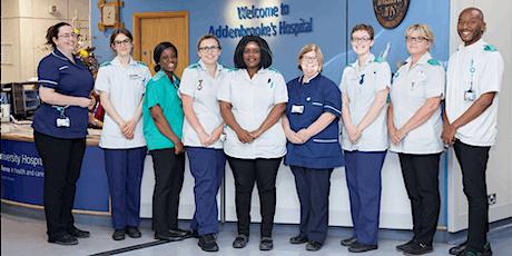 Nursing Apprenticeship Example tickets