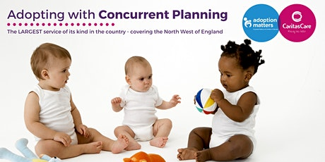 Adopting with Concurrent Planning Online Information Event tickets