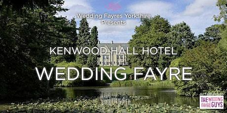 Kenwood Hall Wedding Fayre tickets