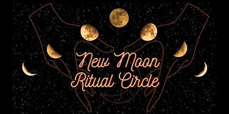 New Moon Ritual  Circle tickets