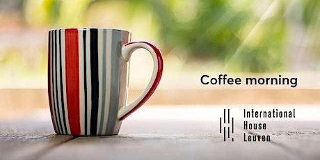 Online meet & greet coffee morning Tickets