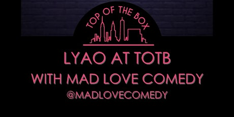 Comedy Night at Top Of The Box tickets