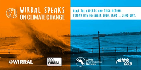 Wirral Speaks on Climate Change. Hear the experts and take action. tickets