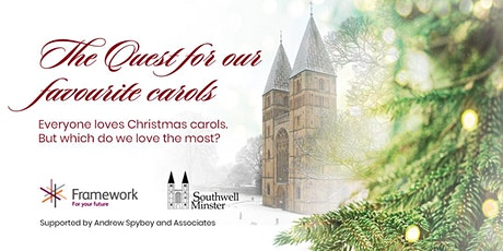 The Quest for the Nation's Favourite Christmas Carols tickets