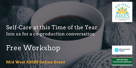 Free Workshop: Self-Care at this Time of Year (Co-production Conversation) tickets